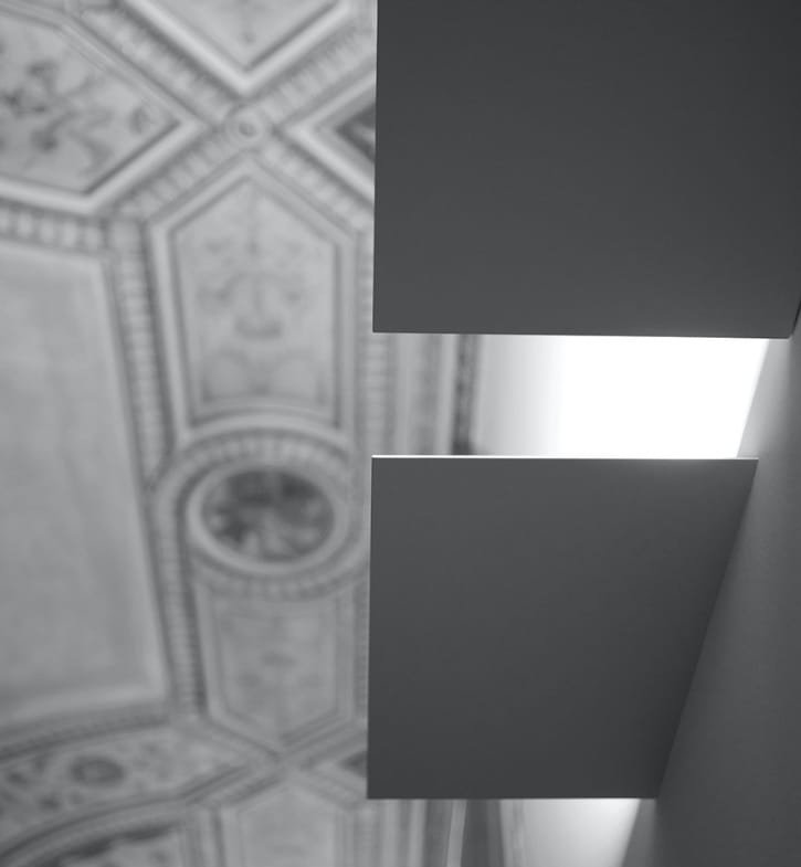 Wall/ceiling