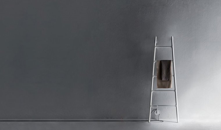 Tubes, Scaletta Scaldasalviette elettrico h. 140 BIANCO