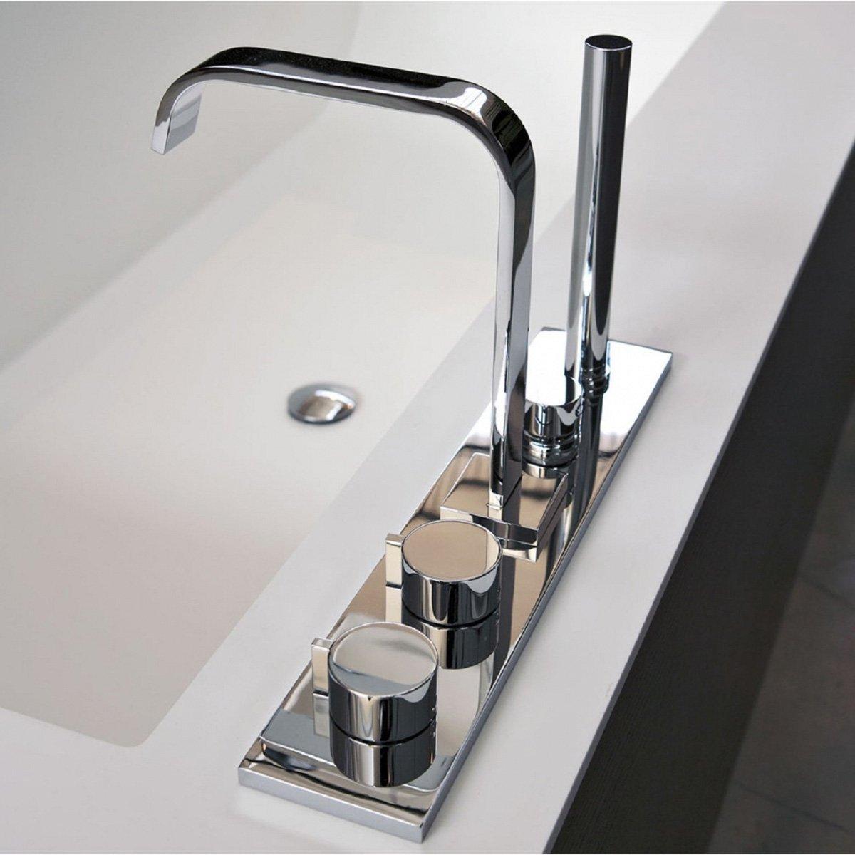 antoniolupi, Bikappa Tap for bathtub