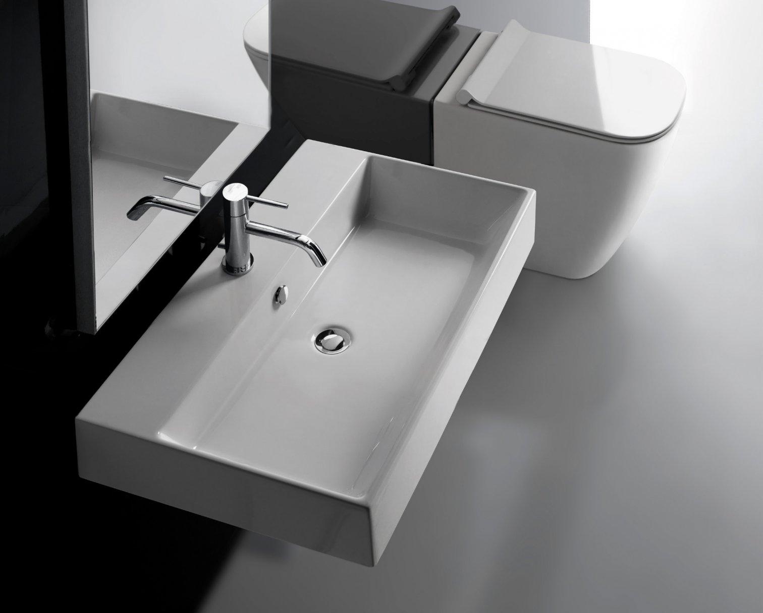 Galassia, Plus Design Lavabo L 80 cm