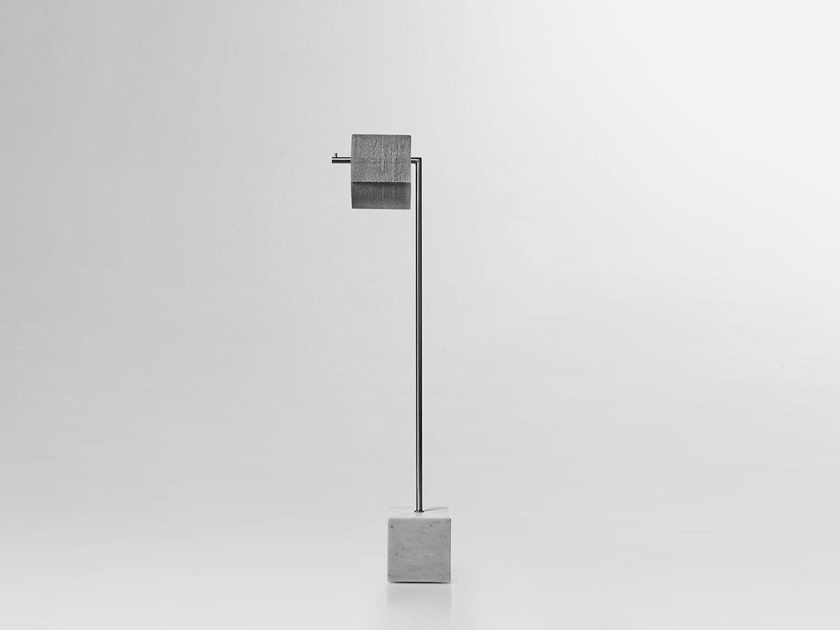 antoniolupi, Bivio Paper holder