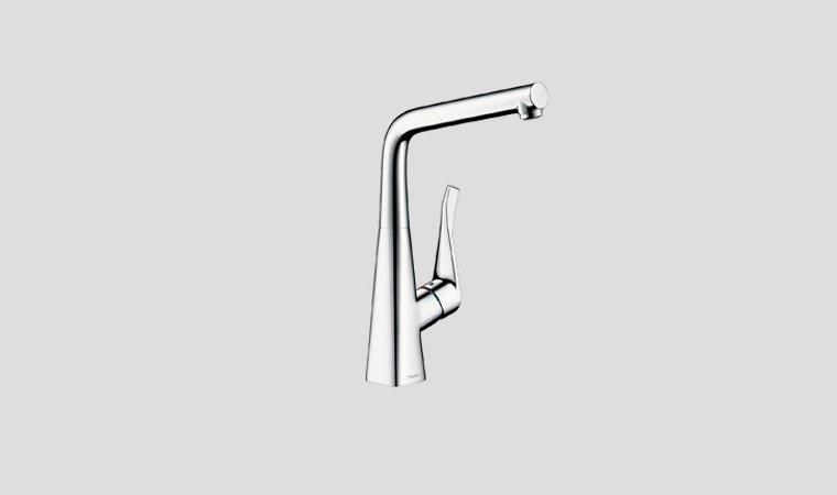 Hansgrohe, Metris Miscelatore lavello Sotto finestra