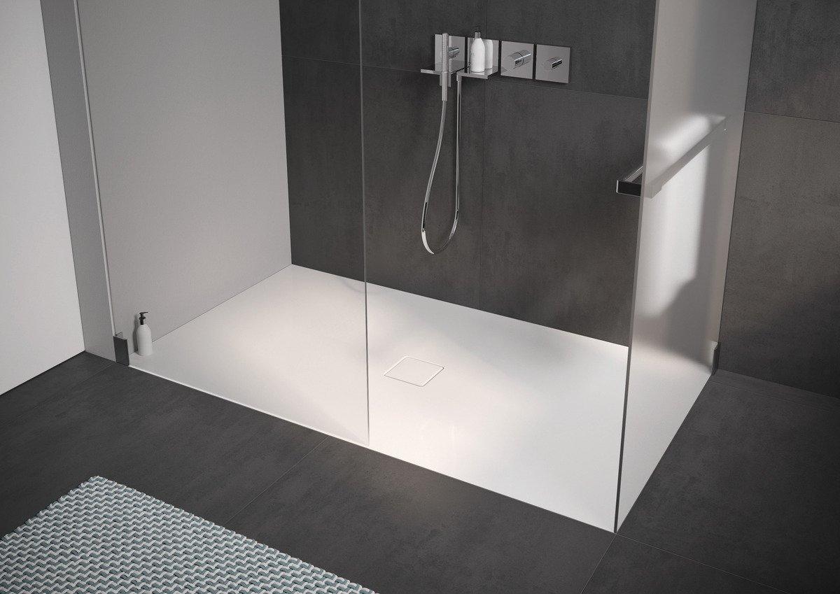 Kaldewei, Conoflat Piatto doccia 100x80 cm