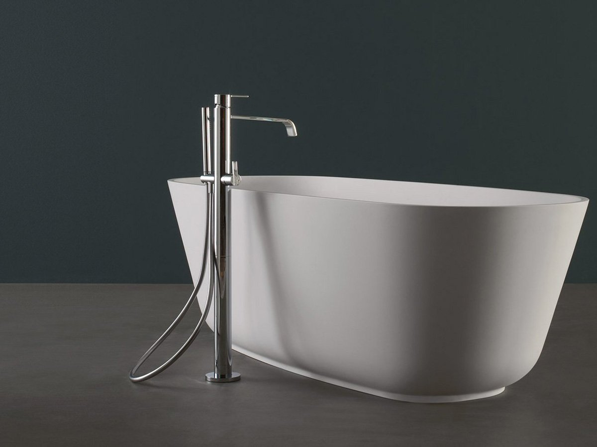 antoniolupi, Bikappa Mixer for bathtub