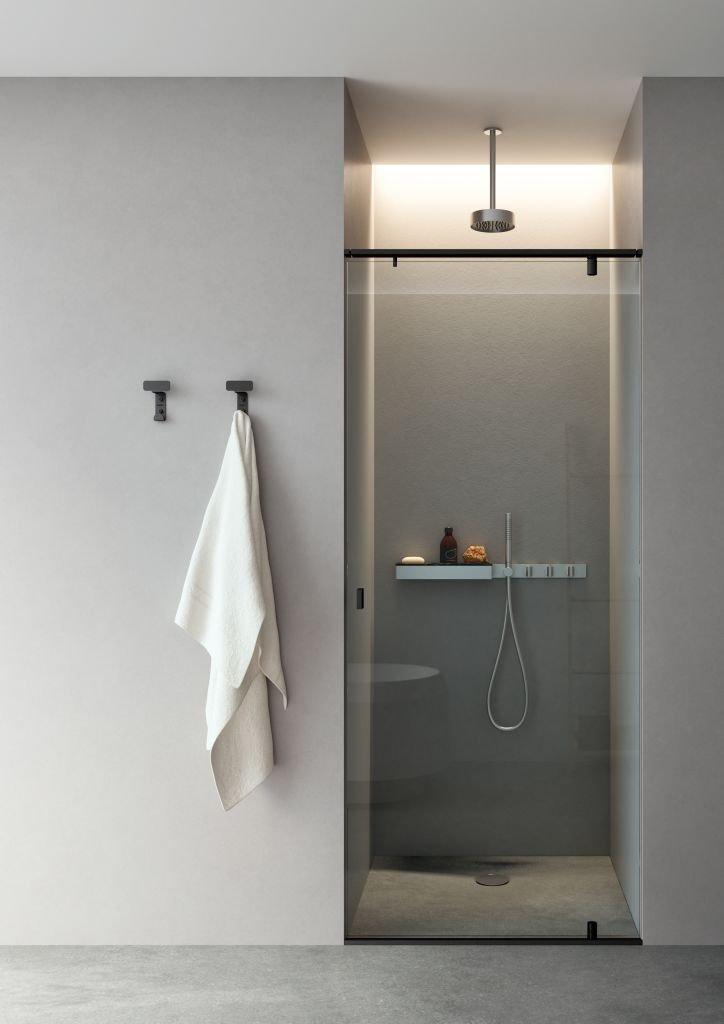Agape, Plan-A Shower enclosure