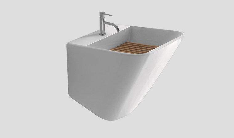 Galassia, Meg11 Washbasin-washtub