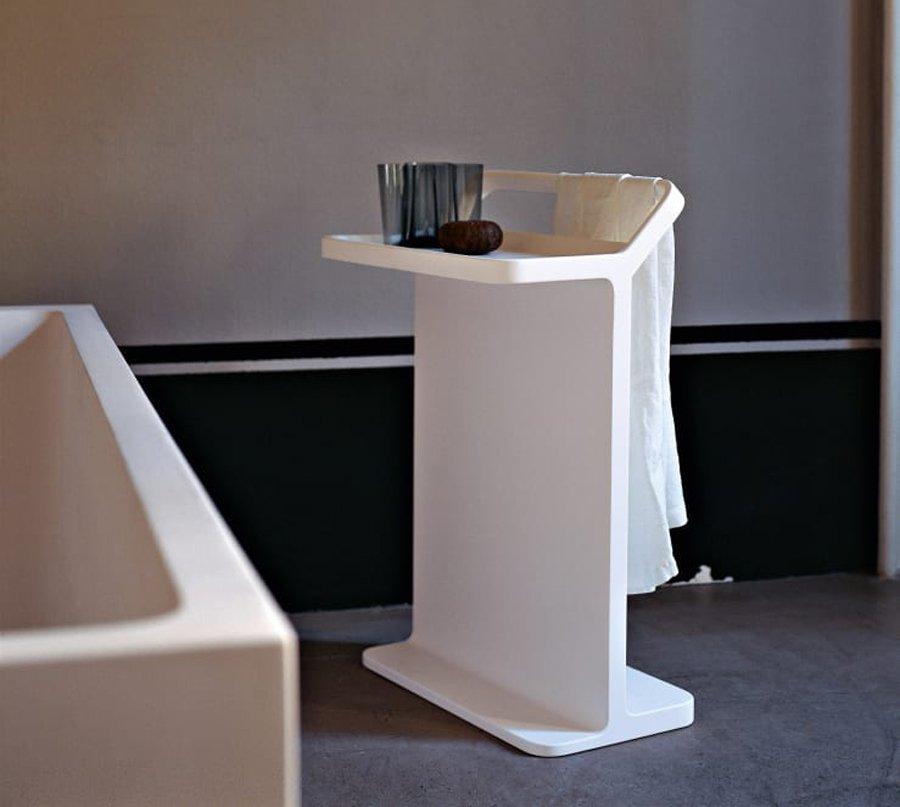 Agape, Multifunzione Towel holder / Shelf
