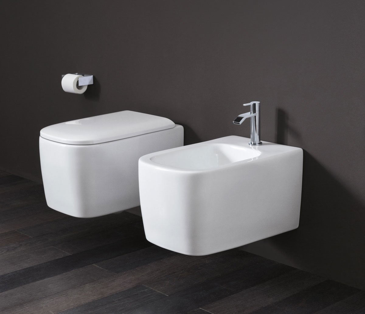 Nic Design, Semplice Coppia sanitari