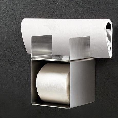 Cea, Neutra Toilet roll holder / Newspaper holder