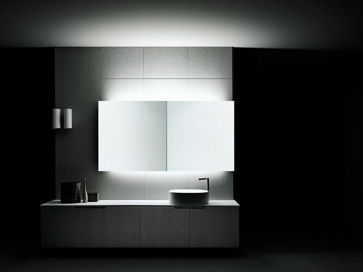 Boffi, Wedge Specchio 180x90 cm