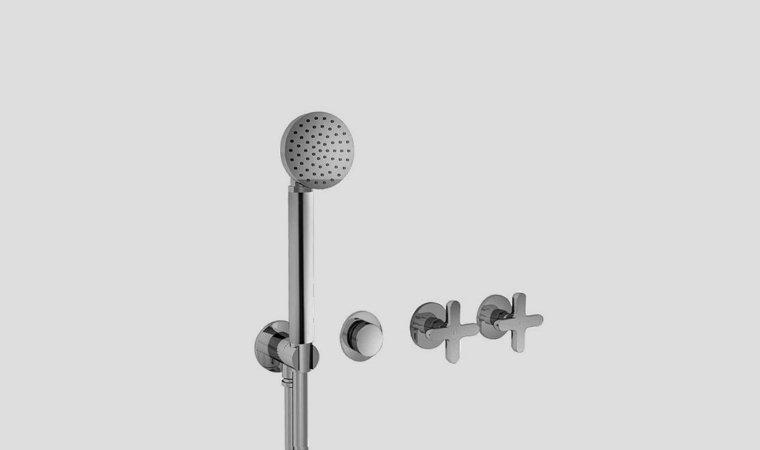 Fantini, Icona Classic Bathtub/shower mixer