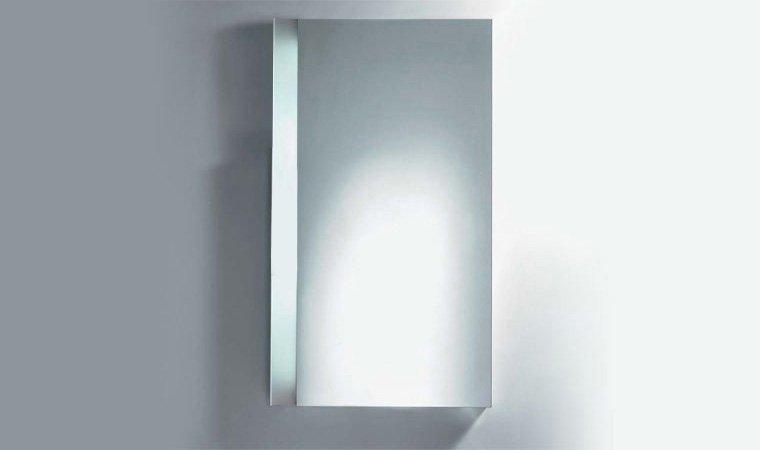 Agape, Parabola Specchio 48x80 cm