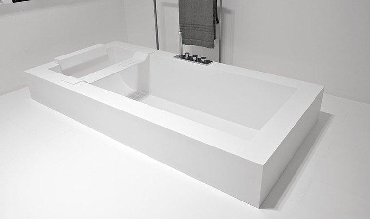 antoniolupi, Biblio81 Bathtub