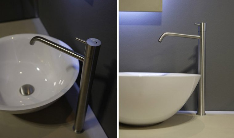 antoniolupi, Ayati Miscelatore lavabo H 45 cm