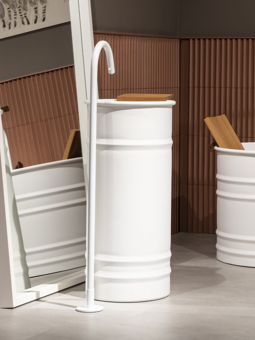 Agape, Fez 2 Spout for washbasin