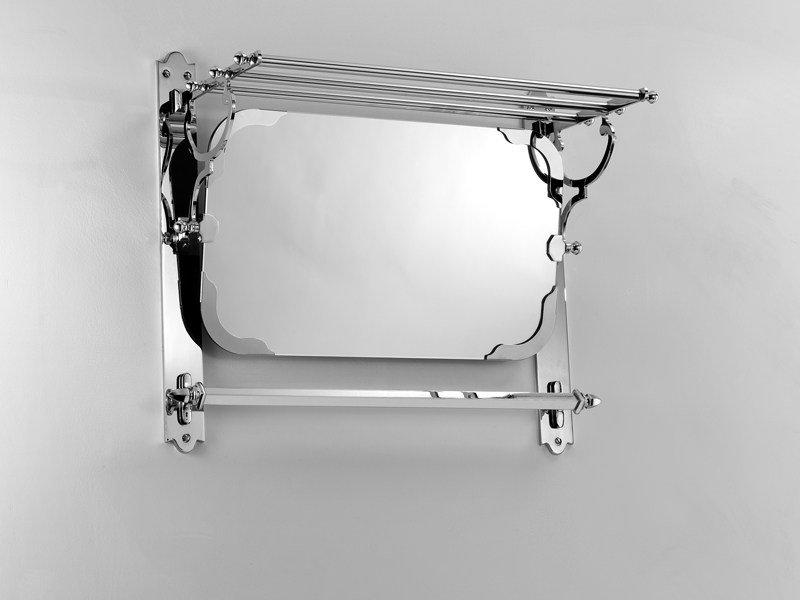 Devon&Devon, Rack Specchio + portasalviette L 60 H 50 cm