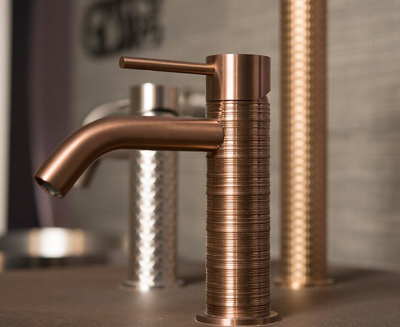 Gessi, Trame Mixer for washbasin