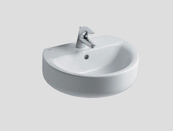 Ideal Standard, Connect Sphere Lavabo 50 cm