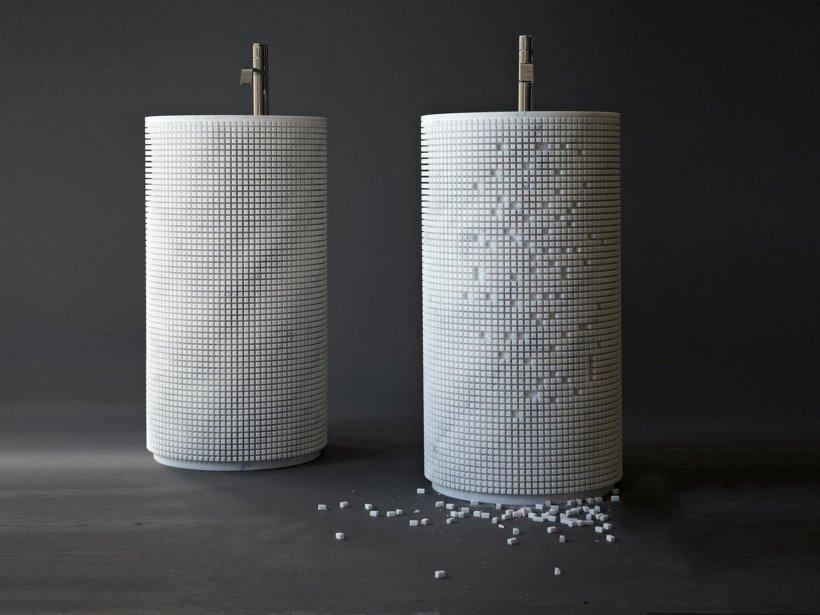 antoniolupi, Pixel Washbasin