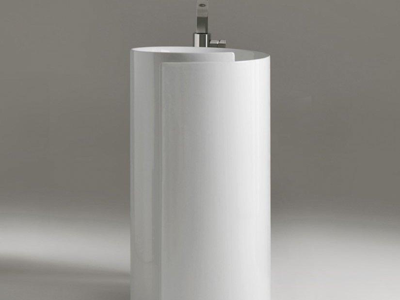 Flaminia, Monoroll Washbasin