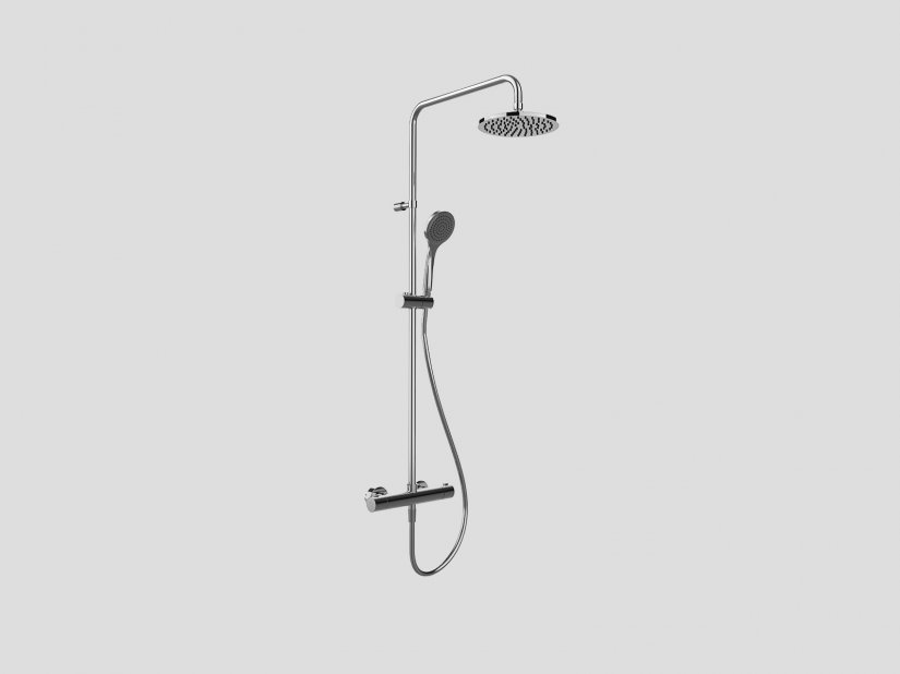 Gessi, Emporio Shower Miscelatore termostatico doccia