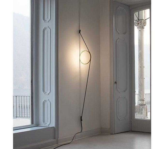 Flos, Wirering Grigio Lampada
