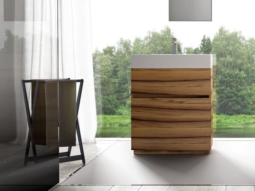 Idea, Cubik Mobile portalavabo L 70 cm