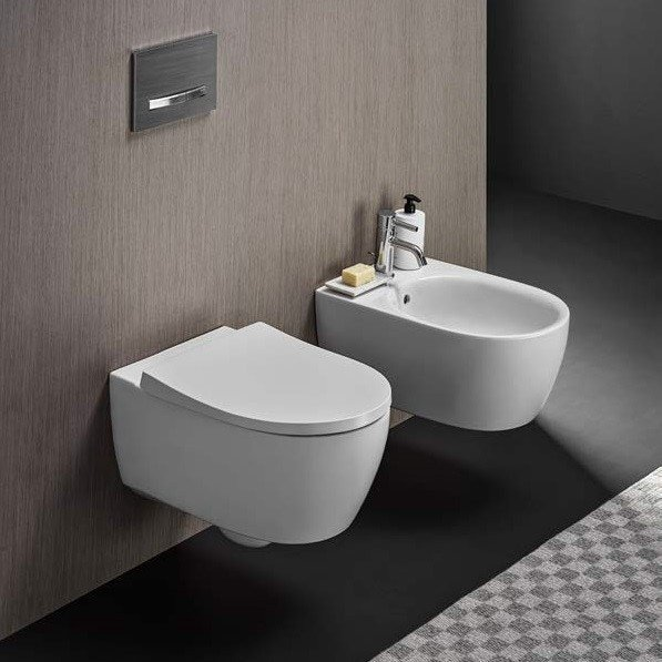 Geberit, iCon  Coppia sanitari