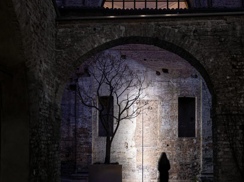 Davide Groppi, Origine Outdoor Lamp