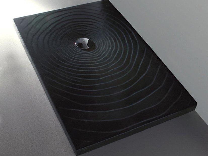 Flaminia, Water Drop Piatto doccia 120x80 cm GRAFITE