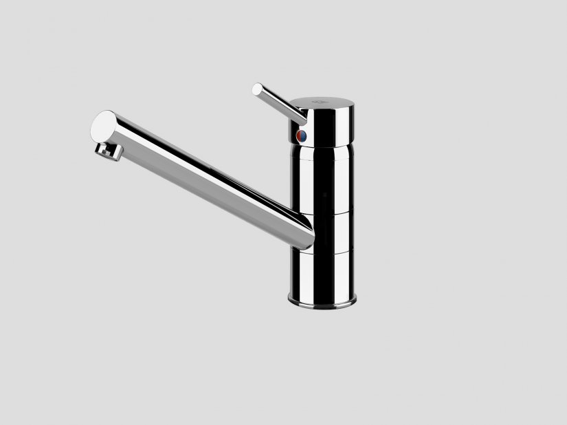 Gessi, Cary Mixer for kitchen