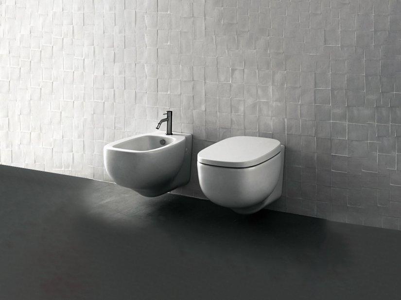 Boffi, XY Toilet and bidet