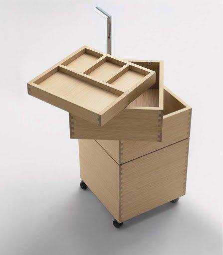 Agape, O.J.C. Storage unit