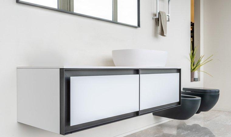 antoniolupi, Atelier Vanity unit
