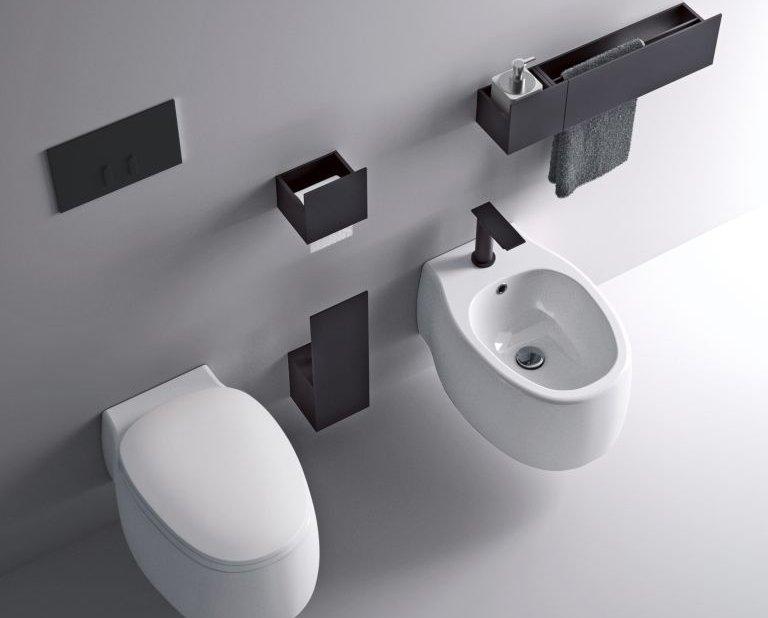 Agape, Pear 2 Toilet and bidet