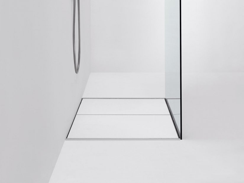 Agape, Flat D Shower Tray