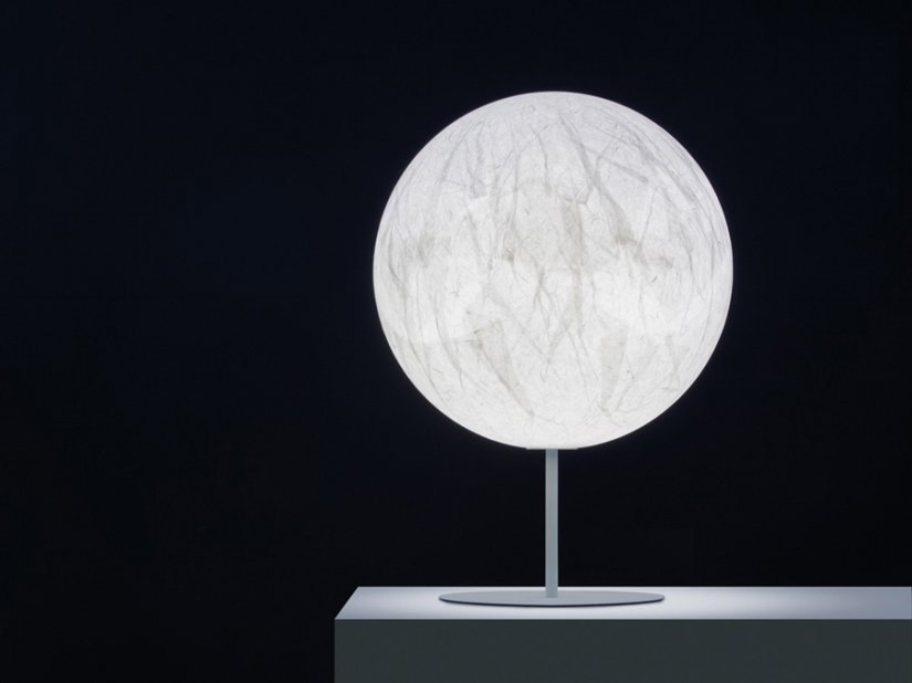 Davide Groppi, Moon F lampada da terra