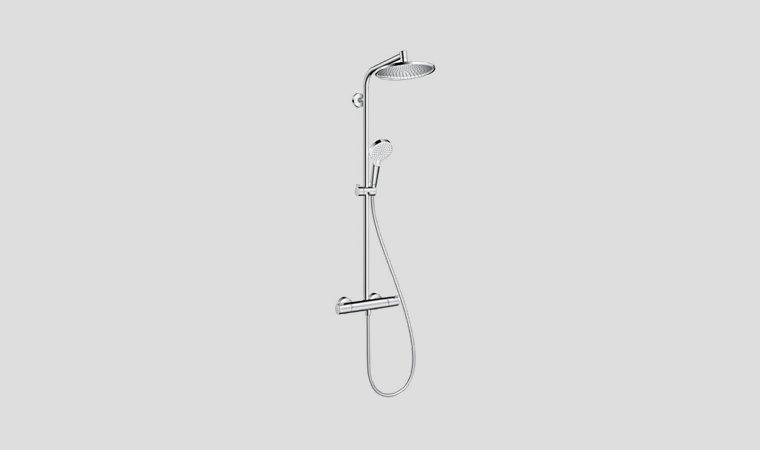 Hansgrohe, Crometta S Showerpipe 240 1jet Colonna doccia