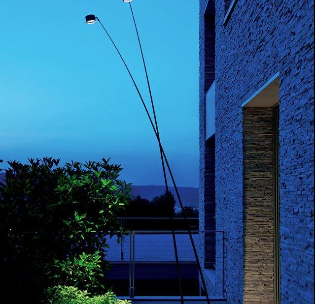 Davide Groppi, Sampei 440 Outdoor Lamp