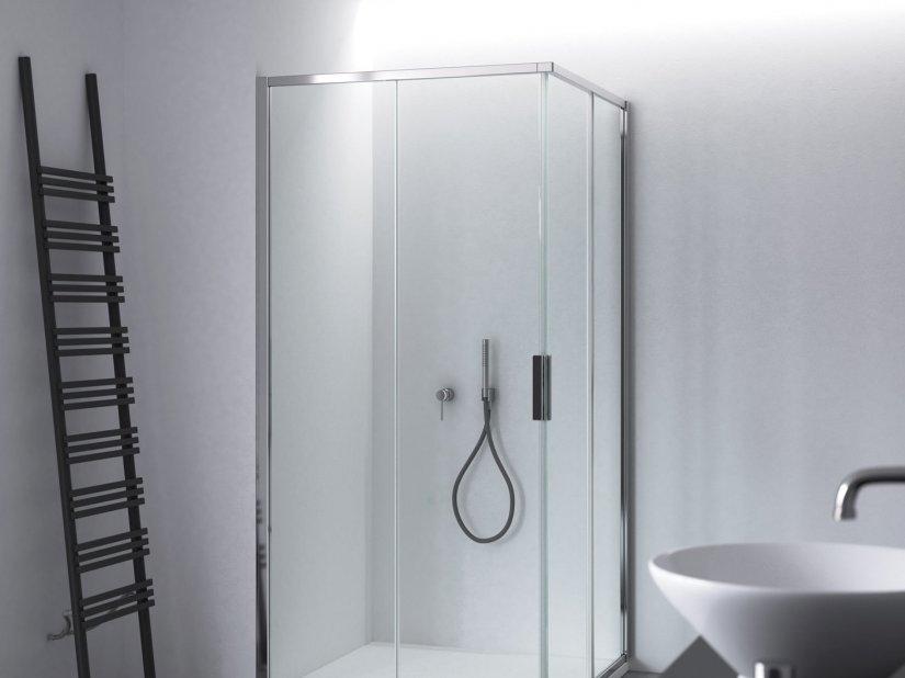 Calibe, Chia box doccia