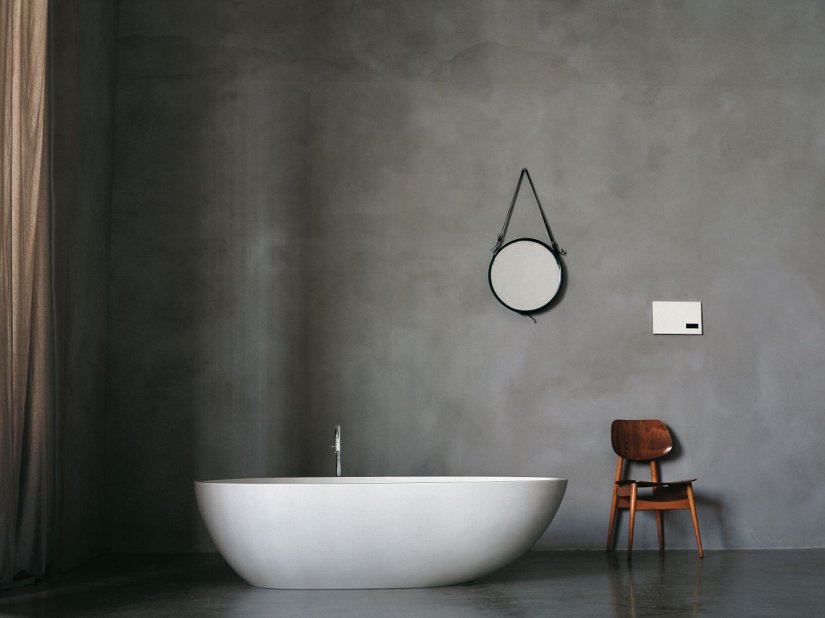 Agape, Spoon Bathtub XL 180,9x98,5 cm