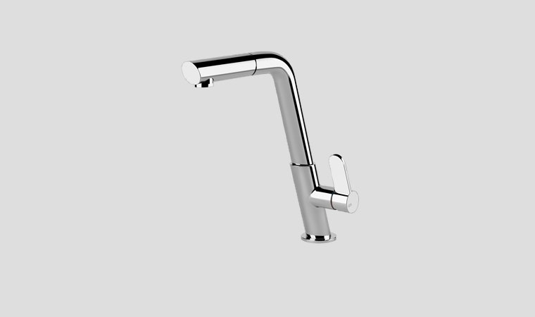 Gessi, Incline Mixer for kitchen