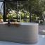 Agape, Vieques XS Outdoor Bathtub