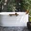 Agape, Vieques Outdoor Bathtub